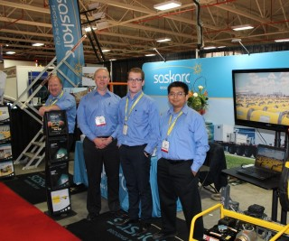 Saskarc_at_Oil_Sands_show