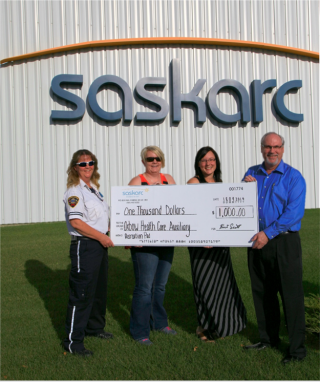 Saskarc_donates_to_Oxbow_Health