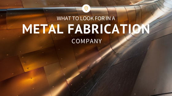 Metal Fabrication Company